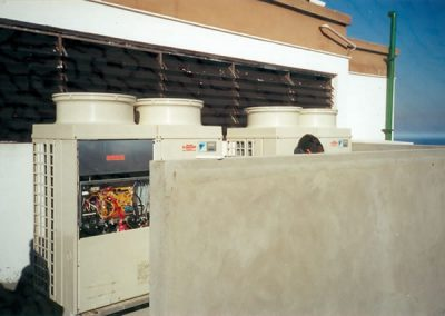 Instalação de ar condicionado Daikin – VRV